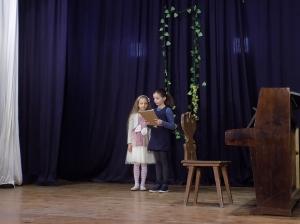 Музикална школа класове Пиано и Цигулка-Коледен концерт 15.12.2019